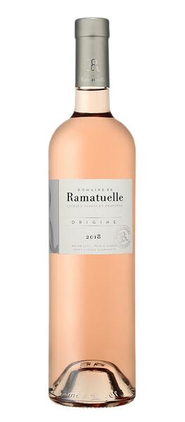 Domaine de Ramatuelle - ORIGINE - Rosé 2018