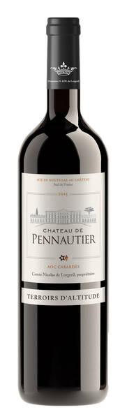 Château de Pennautier - Terroir d'altitude - Rouge - 2014