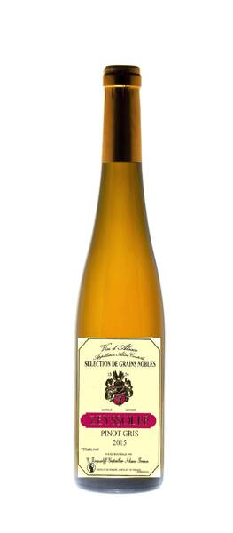 Maison Zeyssolff - Pinot Gris Sélection de Grains Nobles