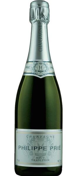 Champagne Prié - Brut tradition