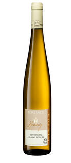 Pinot-Gris Sélection de Grains nobles 50 cl KOENIG 2015 VEGAN