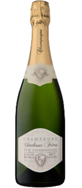 Champagne Charbaux Frères - Pur Chardonnay