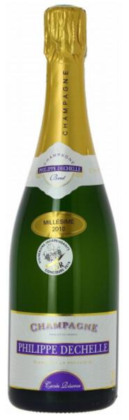 Champagne Philippe Dechelle - Réserve