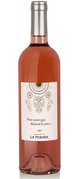 Domaine de la perdrix - Pour ceux qui rêvent le jour Rosé