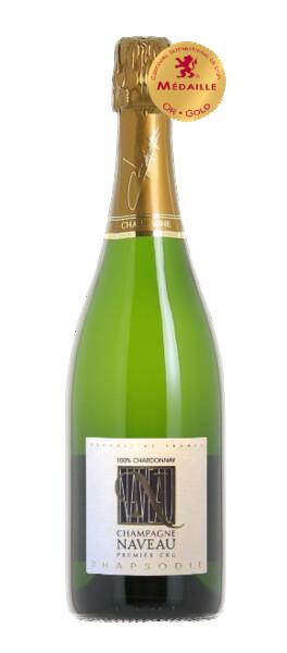 Champagne Naveau - RHAPSODIE Blanc de Blancs Brut 1er Cru