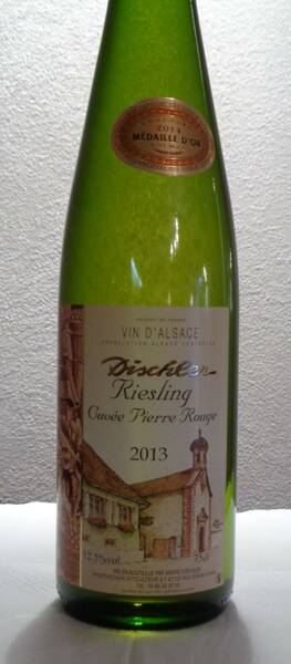 DOMAINE DISCHLER - Riesling Cuvée Pierre Rouge