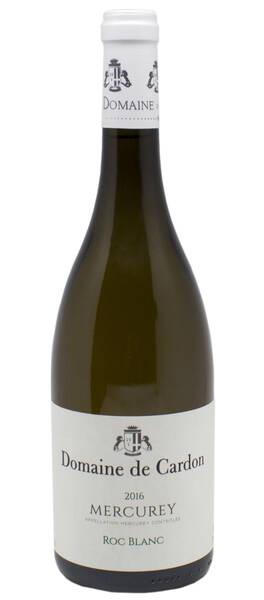 Domaine de Cardon - Blanc Roc blanc