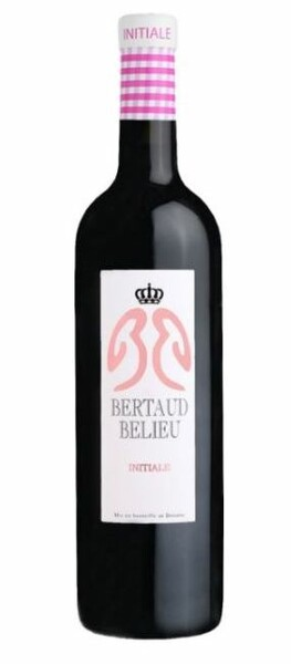 Bertaud-Belieu - Rouge initiale