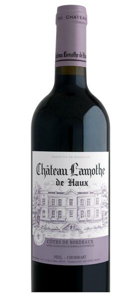 Château Lamothe de Haux - Cuvée Traditionnelle -Cadillac - Côtes de Bordeaux -