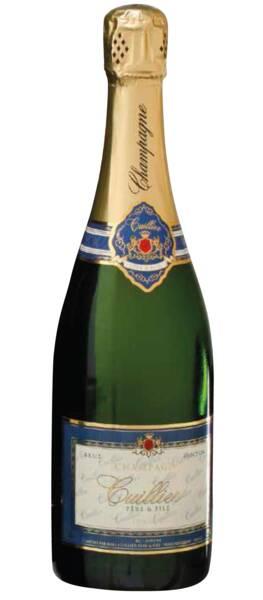 Champagne Cuillier - Brut Perpétuel