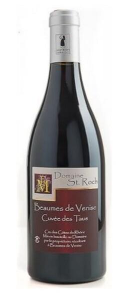 Domaine Saint Roch - Beaumes de venise Cuvée des taus