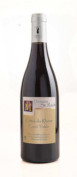 Domaine Saint Roch - Côtes du Rhône Tralala