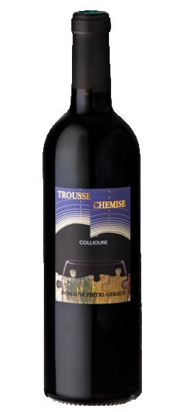 Domaine Pietri-Geraud - Collioure rouge - Trousse Chemise