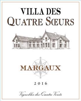 Vignobles des Quatre Vents - Villa des Quatre Soeurs