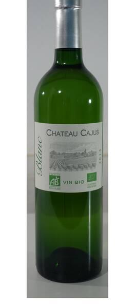 Château Cajus - Château Cajus Bordeaux Blanc Sec BIO