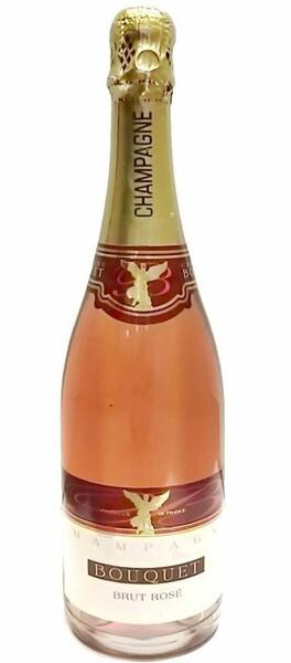 CHAMPAGNE BOUQUET - Brut Rosé