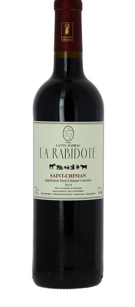 Domaine LANYE-BARRAC - LA RABIDOTE