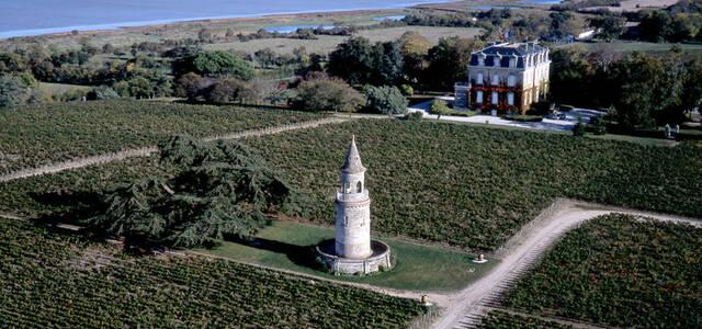 Château La Tour de By