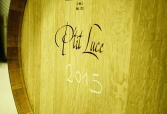 Barrique de P'tit Luce - Domaine Daniel Reverdy et Fils