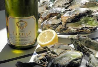 Accord mets-vins au Domaine François Charpentier & Fils