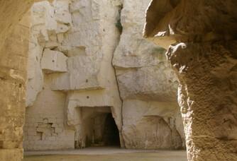 La cave où vieillissent les crémants du Domaine JDelmare