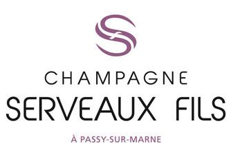 Logo du Champagne Serveaux Fils