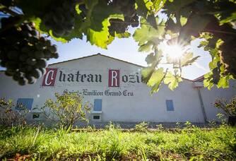 Le Château Rozier des Vignobles Saby