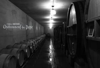 Vignobles Mayard - Les chais