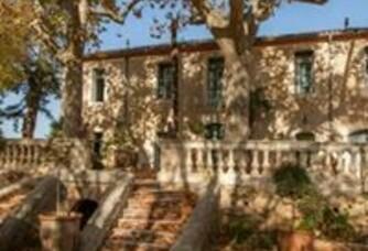La villa Romaine du domaine Rieussec