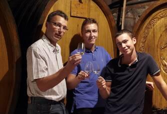 Claude, Ludovic & Guillaume HAULLER