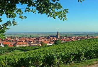 Vue Dambach-la-ville