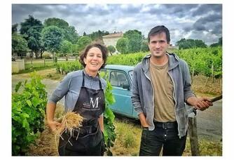 Romain Carreau et moi: L'Amour est dans les Vignes