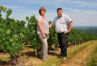 Colette et Jean Pierre Riviere
