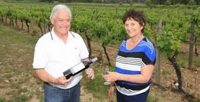 Domaine E Petre(Provence) : Visite & Dégustation Vin