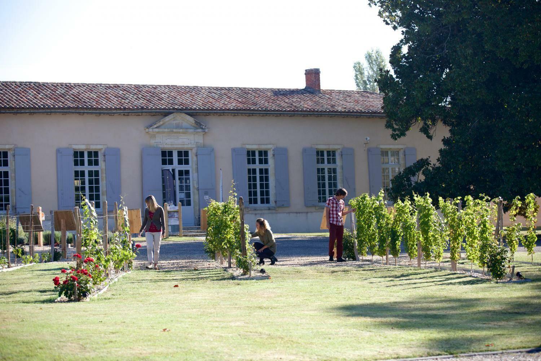 Maison des vins bordeaux ventana blog - Maison des vins de graves podensac ...