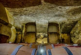 Château de Viella - La cave