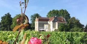 Château Cantenac(Bordeaux) : Visite & Dégustation Vin