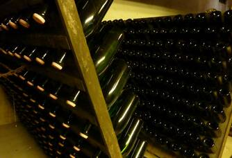 Champagne Gratiot-Delugny - Les chais