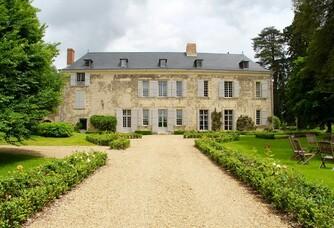 Château de Minière - L'entrée du domaine