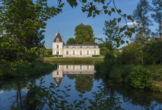 Château Larrivet Haut-Brion - Le Château