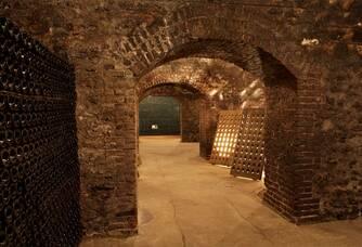 Champagne Charles Mignon - La cave