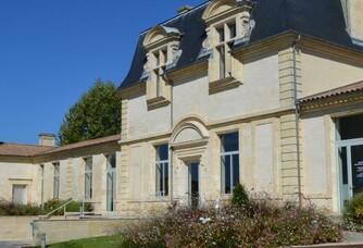 Château Lestrille - Le château