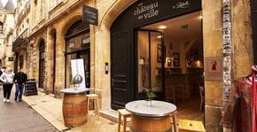 Château Lestrille - La boutique