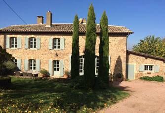 Domaine de la Bouronière - La maison familiale