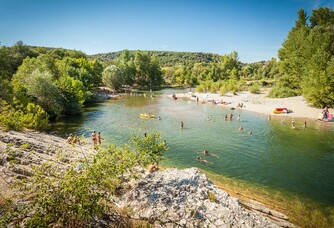 Domaine d'Anglas - Le camping