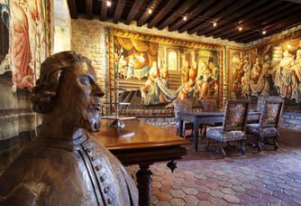 Château de Couches - Un salon