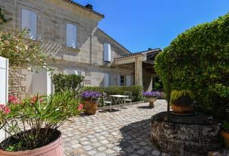 Château la Closerie de Fronsac - L'hôtel particulier
