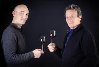Vincent et Philippe Teulon