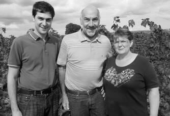 En famille au Domaine Ogereau