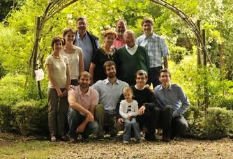 Le Famille Ducourt au complet